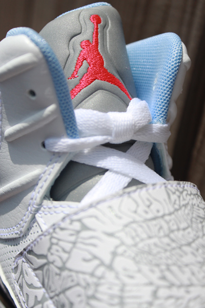 online store ece13 37a25 Jordan Son of Mars GS  White Prism Blue-Wolf Grey  - Release