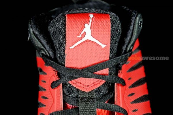 Jordan Super Fly 'Red'