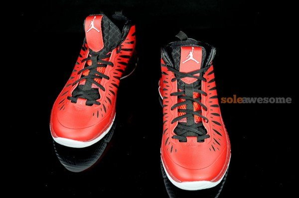 Jordan Super Fly 'Red'