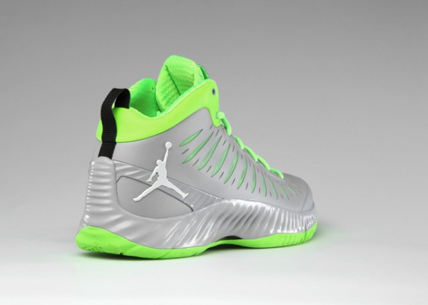 Jordan Super.Fly 'Wolf Grey/Electric Green-Black'