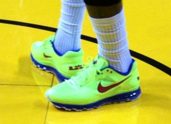 LeBron James x Nike Trainer 1.3 Max 'Hazardous on the Court'