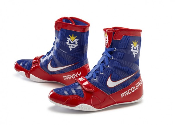 Manny Pacquiao Teams with Nike for Upcoming Showdown
