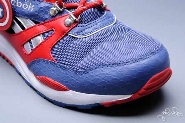 Marvel x Reebok Ventilator 'Captain America'