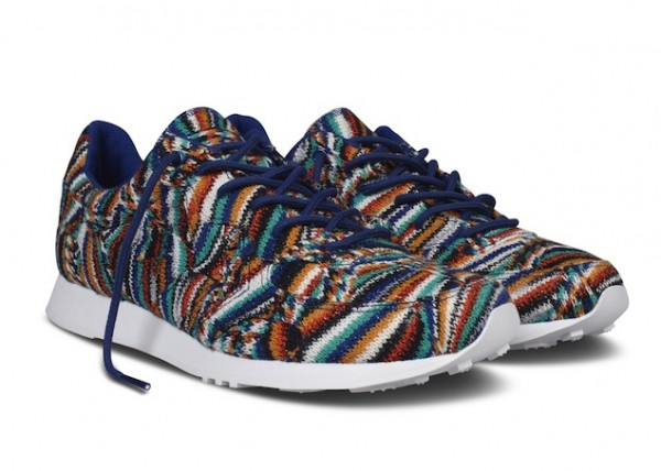 Missoni x Converse First String Auckland Racer - Spring/Summer 2013