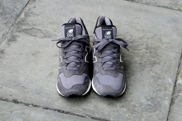 New Balance 1300 'Dark Grey'