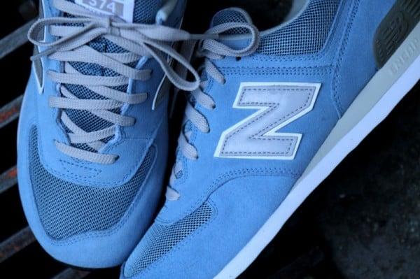 New Balance 574 'Light Blue'