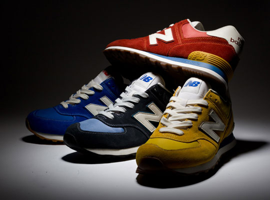 New Balance 574 Vintage Pack - Spring/Summer 2013