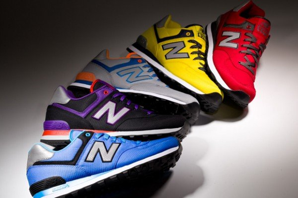 New Balance 574 Windbreaker Pack - Spring 2013