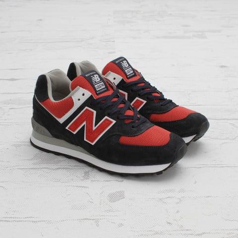 New Balance US574 'Navy/Red-White'