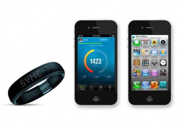 Nike+ FuelBand Updates with Path Integration