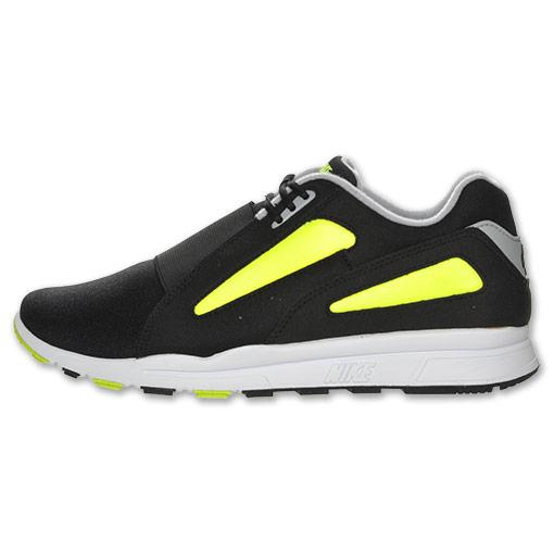 Nike Air Current 'Black/Wolf Grey-Volt-Black'