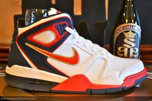 Nike Air Flight Falcon 'Olympic'