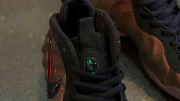 Nike Air Foamposite 'Gym Green' at mita