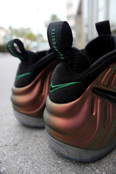 Nike Air Foamposite Pro 'Gym Green' at Mr. R Sports