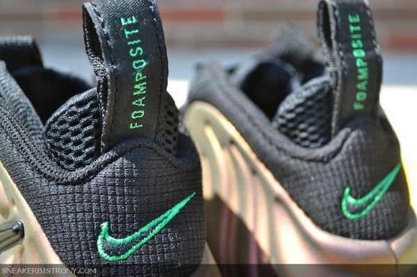 Nike Air Foamposite Pro 'Gym Green' at Sneaker Bistro