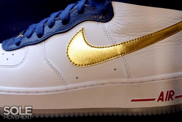 Nike Air Force 1 High 'Dream Team'