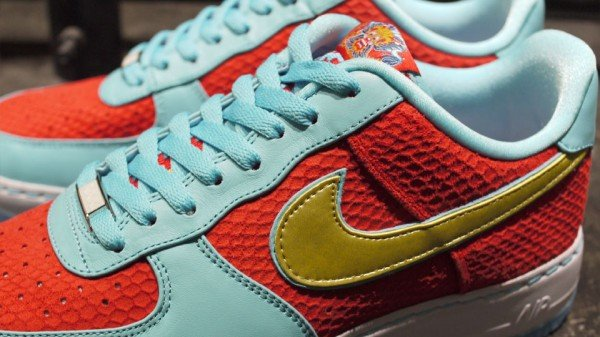 Nike Air Force 1 Low 'Year of the Dragon II' - Another Look