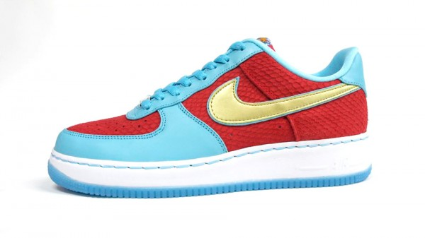 Nike Air Force 1 Low 'Year of the Dragon II' - New Images
