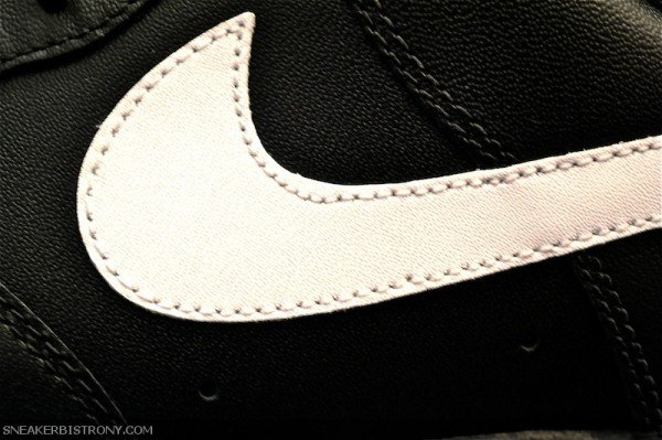 Nike Air Force 1 Low 'Black/White-Black' - Another Look
