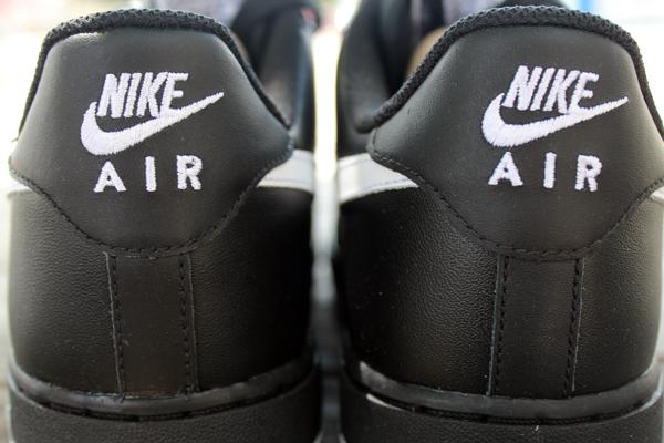 Nike Air Force 1 Low 'Black/White-Black' at Social Status