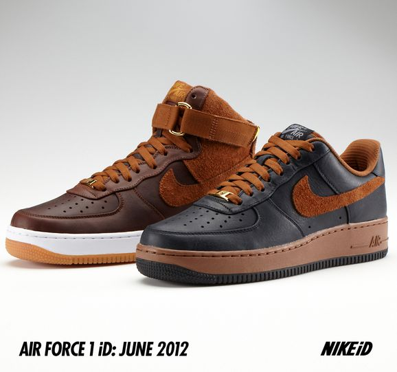 Best of Nike Air Force 1 iD | SneakerFiles