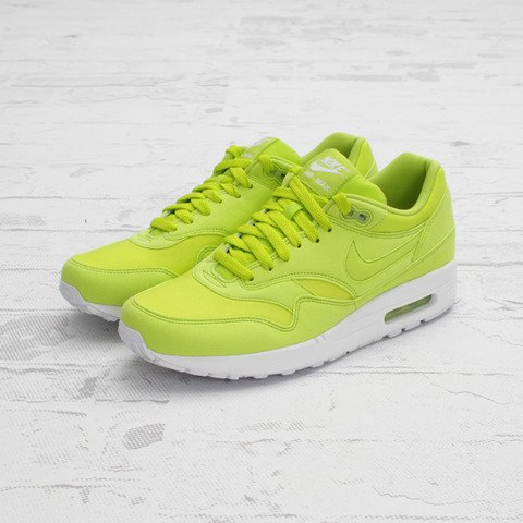 Nike Air Max 1 Neon Ripstop \u0026#39;Atomic Green\u0026#39; at Concepts