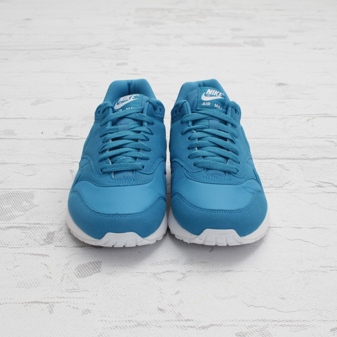 Nike Air Max 1 Neon Ripstop 'Dynamic Blue' at Concepts