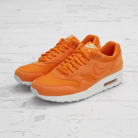 Nike Air Max 1 Neon Ripstop 'Mandarin' at Concepts