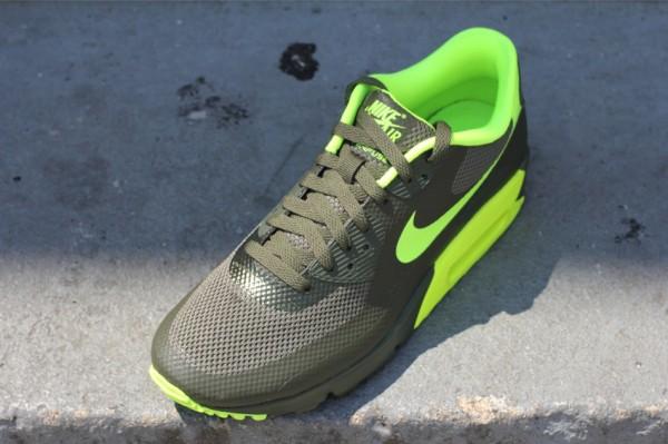 Nike Air Max 90 Hyperfuse 'Cargo Khaki/Volt'