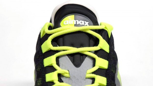 Nike Air Max 95+ BB 'Black/Volt-Dark Grey-Wolf Grey'