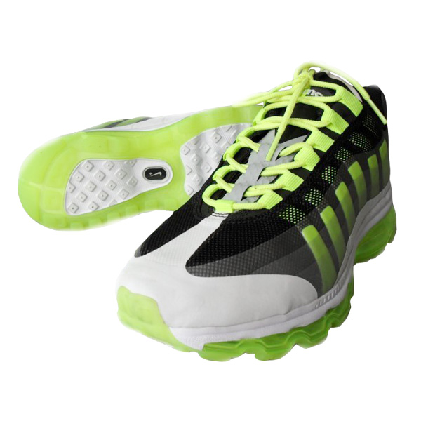 Nike Air Max 95+ BB 'White/Grey-Volt'