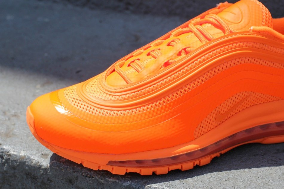 release date: 7ce5d d7113 Nike Air Max 97 Hyperfuse 'Total Orange' | SneakerFiles