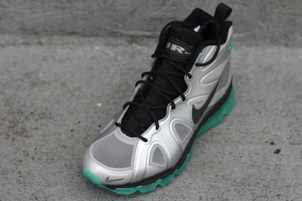 Nike Air Max Griffey Fury 'Metallic Silver/Black-New Green'