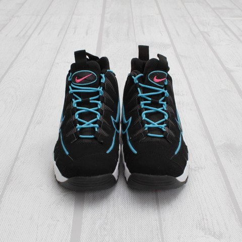 Nike Air Max NM 'Anthracite/Turquoise-Pink Flash'