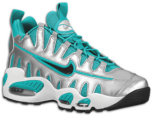 Nike Air Max NM 'Metallic Silver/New Green'