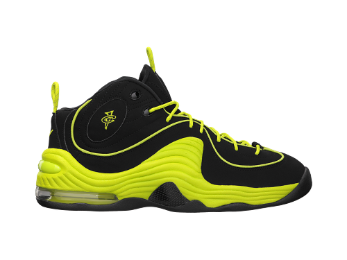 Nike Air Penny 2 LE 'Black/Cyber' - Now Available at NikeStore