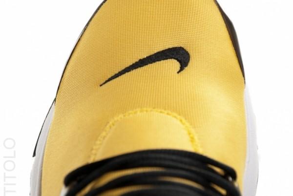 Nike Air Presto 'Black/Tour Yellow-White'