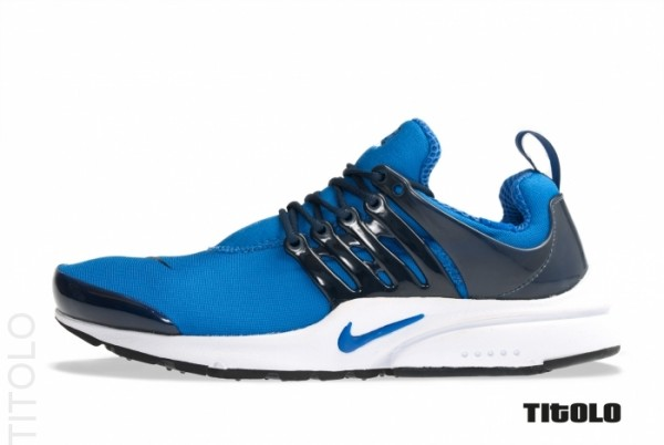 Nike Air Presto 'Varsity Royal/Obsidian-White'