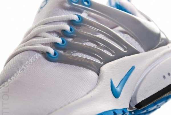 Nike Air Presto 'White/University Blue-Wolf Grey'