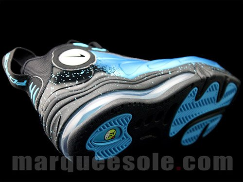 Nike Air Total Foamposite Max 'Current Blue'