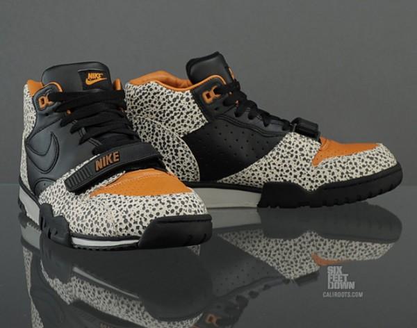 Nike Air Trainer 1 Premium NRG 'Safari' at SFD