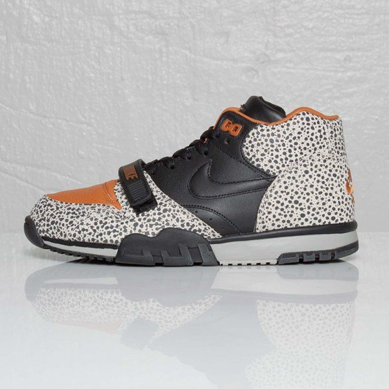 Nike Air Trainer 1 Premium NRG 'Safari' at SNS