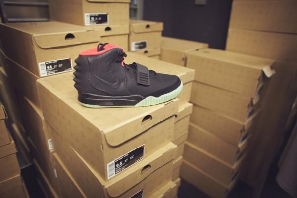 Nike Air Yeezy 2 Solebox Release Recap