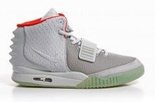 Nike Air Yeezy 2 'Wolf Grey/Pure Platinum' – Another Look