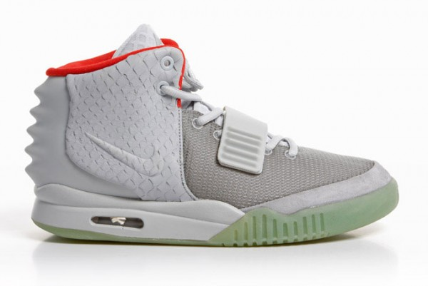 608422df4e194 Nike Air Yeezy 2  Wolf Grey Pure Platinum  - Another Look