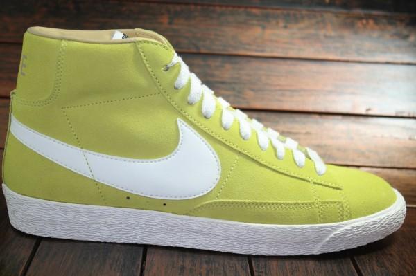Nike Blazer Hi Premium Retro SDE 'Jersey Gold'
