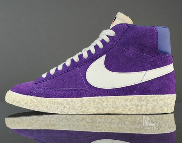 save off c7858 a644e ... jv9fbhev Authentic purple blazers nike ...