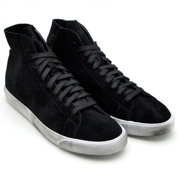 Nike Blazer Mid Deconstruct PRM 'Black'