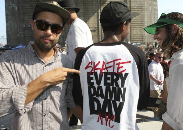 Nike Celebrates Go Skateboarding Day with Preview of Coleman Oval Park in NYC