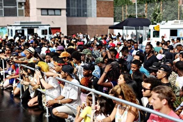 Nike Digi Camo One NYC Launch Event Recap